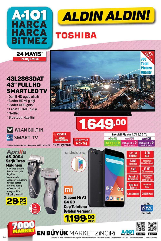 A101 25 Mayıs Kataloğu – 1