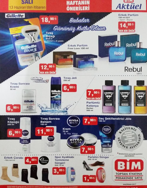 Bim 13 haziran 2017 aktuel katalogu
